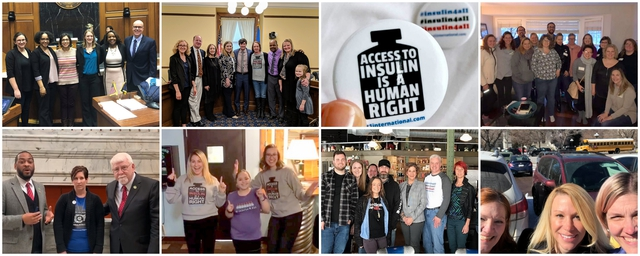 Hard Work Pays Off for #insulin4all Chapters [USA Update]