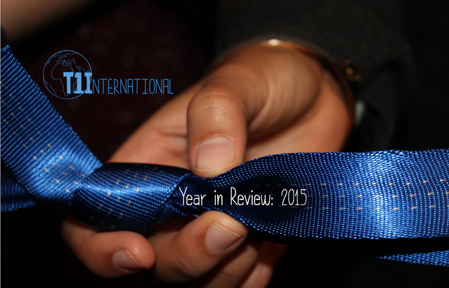 T1International Year in Review: 2015