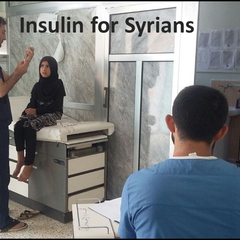 An update on Insulin for Syrians