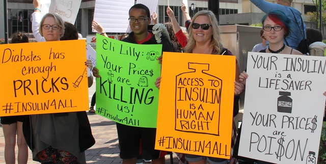 Why I Protest to Fight for #insulin4all