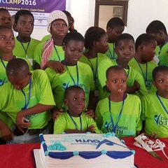 Ghana World Diabetes Day Camp