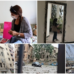 People with Type 1 Diabetes Take Action After the Explosion in Beirut