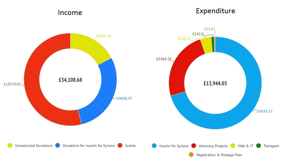 T1International income and expenditure 2016
